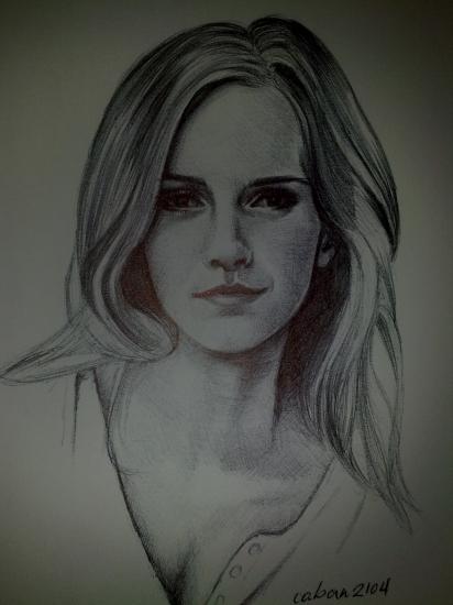 Emma Watson por caban2104